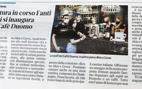 NUOVA APERTURA_GRAN CAFFE' DUOMO